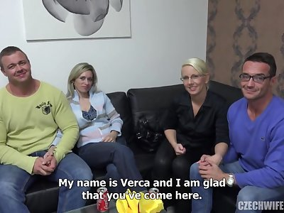Czech Wife Replacement 7 - running movie