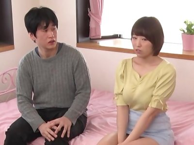 Japanese housewife turns into a slut from 0 to 60