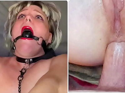 Surprise Anal and Ass Fucking for Bound Step Sister