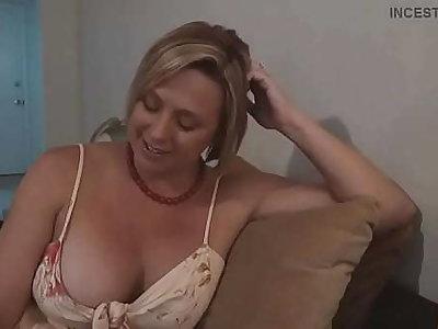Step Mom Confesses That She Likes Heeding Son Masturbate - Brianna Beach Flannel Ninja
