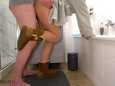 daddy surprises stepdaughter in satisfy a experience - he uses her and her innocent Ugg boots, projectfundiary