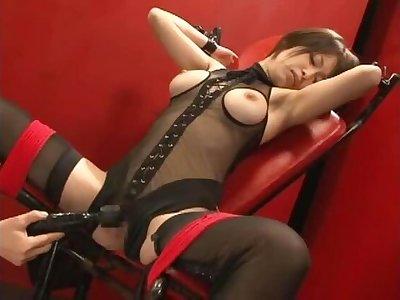 Hottest Japanese whore Saki Ootsuka in Amazing Masturbation, Toys JAV videotape