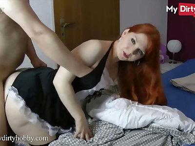 Abridged Nicky Felt Her Specialist Firmly Grabbing Her