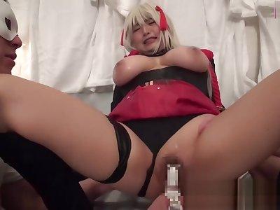 Best xxx movie Big Tits incredible show