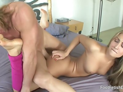 Erotic Feet - Hardcore Feet 0228